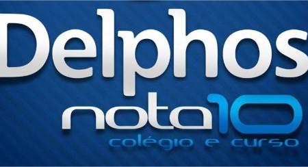 (8) Colégio Delphos Nota 10 - Página inicial - Google Chrome